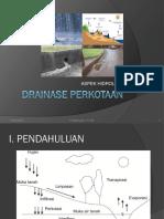 Drainase Perkotaan-Aspek Hidrologi