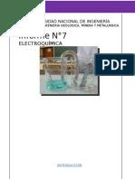 Laboratorio n7 Quimica 2