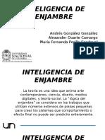 Inteligencia de Enjambre - Digital