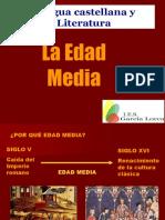 La Edad Media_IES García Lorca (3ºESO)