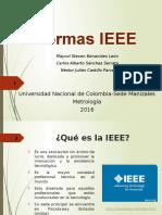Exposicion IEEE