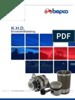 Khd Deutz Bepco Catalog2013-01 Khd