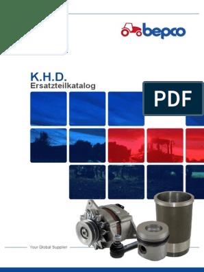 Ventildeckeldichtung Deutz KHD BF 4 M 1011 F Vergl 04179847