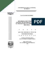 Tesis Programa Integral de Sst