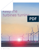 Keep the Turbines Turning