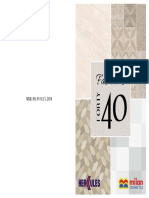 Milan Tile 40 x 40