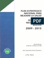 Plan Salud Materna