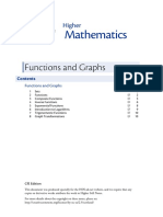 functions and graphs hsn