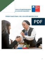Formulario Fnam Autogestionado 2016 Web