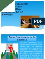 Áreas de Aplicación de La Auditoría Administrativa Dentro de La La Empresa