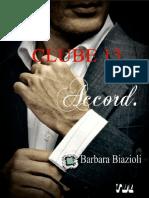Accord - Barbara Biazioli