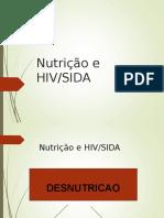 Nutrição e HIV