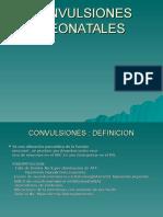 Clase 14- Convulsiones Neonatales