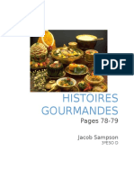 Histoires Gourmandes