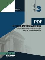 040-MEDIOS IMPUGNATORIOS Lo nuevo del Código Procesal Penal de 2004 sobre los medios impugnatorios.pdf
