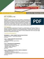 Folder - Elaboração de Textos Adm e Jurídicos - Outubro