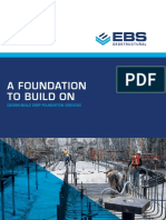 EBS Corporate Brochure
