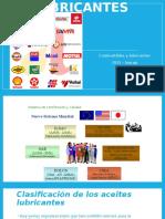ACEITES LUBRICANTES-clasificacion Sae API 2015