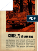 Ford Corcel 1970