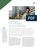 PTP 100 Data_sheet