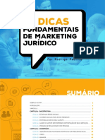 [eBook] 10 Dicas Fundamentais de Marketing Jurídico