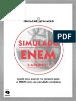 Simulado ENEM - Caderno 1