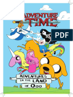 AdventureTime BoardGame RULEBOOK Definitivo