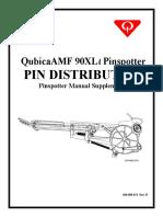 MANUAL 90XLi Pinspotter Distributor Manual