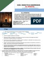 2016 Guía Didactica El Apostol