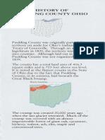 history of paulding county ohio