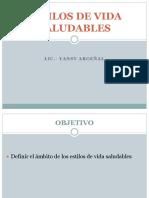 Estilos de Vida Saludables PDF
