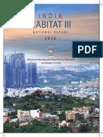 India Habitat 3 Annual Report 2016
