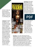 The Exorcist Magazine Analysis