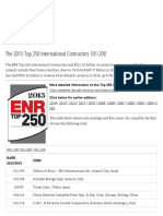 ENR_The 2015 Top 250 International Contractors 101-200