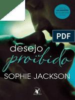 Desejo Proibido - Sophie Jackson