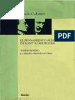 Colomer, Eusebi - El pensamiento alemán de Kant a Heidegger-1.pdf