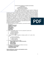 Clave Batería No.7. Psiquiatría 2013