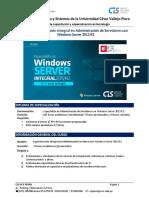 Info Windows Server
