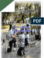 Plan de Area Del Fe y Alegria,2017 Actualizado