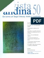 Revista andina Taky Oncoy.pdf