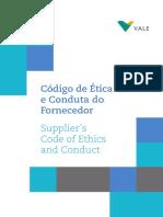 Codigo Etica Conduta Fornecedor