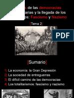 Tema 2 Entreguerras