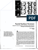 IEEE Computer Graphics and Applications - Facial Surface Scanner
