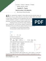 I - IV - 2ª parte - Fundamentos de Física - Halliday, Resnick e Walker - Vol I - Mecânica - Cap IV - Movimento em duas e três dimensões.pdf