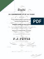 Trattato Contrappunto e Fuga Di Fetis