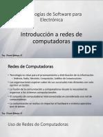 Tecnologías de Software Para Electrónica - Semana