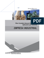 Plan Contable Empresarial - Epresa Industrial