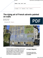 The dying art of French adverts painted on walls - BBC News.pdf