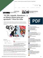 El TPP, Raspado, Desastroso..