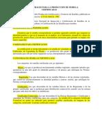 07 Normas Generales Prod Semillas Cert 1961